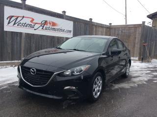Used 2016 Mazda MAZDA3 GX for sale in Stittsville, ON