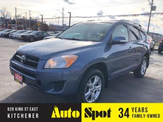 Used 2012 Toyota RAV4 IMPECCABLE SERVICE HISTORY/PRICED-QUICK SALE! for sale in Kitchener, ON