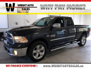 Used 2016 RAM 1500 BIG Horn|4X4|NAVIGATION|BACKUP CAMERA|81,073 KMS for sale in Cambridge, ON