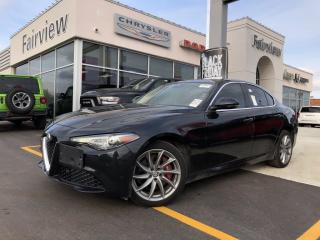 Used 2017 Alfa Romeo Giulia TI for sale in Burlington, ON