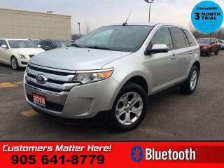 Used 2013 Ford Edge SEL  V6 SENSOR BT HS PWR SEAT PARK-SENS KEYLESS-PAD for sale in St. Catharines, ON