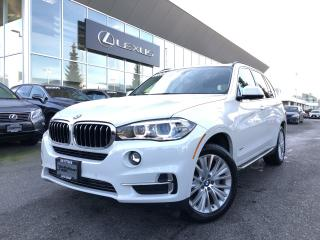 Used 2015 BMW X5 Xdrive35i Premium PKG, NO Accidents, Local, LOW KM for sale in North Vancouver, BC