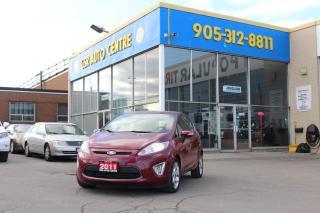 Used 2011 Ford Fiesta SES Hatchback | HEATED SIDE MIRRORS | KEYLESS ENTRY | ALLOY WHEELS | POWER DOOR LOCKS | POWER WINDOWS for sale in Hamilton, ON
