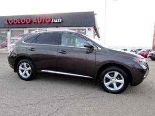 Used 2010 Lexus RX 450h 450h AWD CAMERA BLUETOOTH CERTIFIED 2YR WARRANTY for sale in Milton, ON