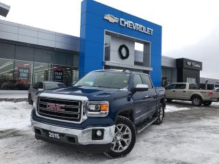 Used 2015 GMC Sierra 1500 - for sale in Barrie, ON