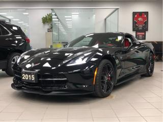 Used 2015 Chevrolet Corvette 3LT for sale in Barrie, ON