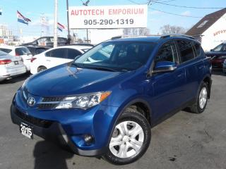 Used 2015 Toyota RAV4 LE AWD Btooth/Camera/Htd Seats&GPS* for sale in Mississauga, ON