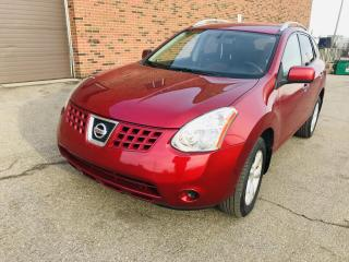 Used 2010 Nissan Rogue S 2WD for sale in Brampton, ON