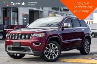 Used 2018 Jeep Grand Cherokee Limited 4x4|Nav|SiriusXM|Backup Cam|Bluetooth|20