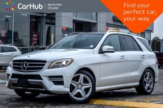 Used 2015 Mercedes-Benz ML-Class ML 350 BlueTEC|4Matic|Navi|Pano Sunroof|Backup Cam|Bluetooth|20