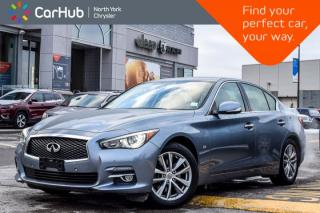 Used 2015 Infiniti Q50 AWD|Sunroof|Keyless_Entry|Nav|Bluetooth|Backup Cam|17