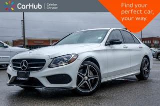 Used 2016 Mercedes-Benz C-Class C 300|4Matic|Bluetooth|Keyless|Heated Front Seats|17