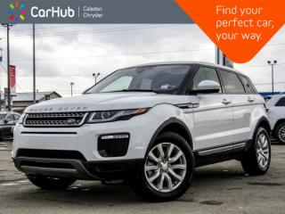 Used 2018 Land Rover Evoque SE|AWD|Navi|Pano Sunroof|Bluetooth|Backup Cam|Heated Front Seats|18