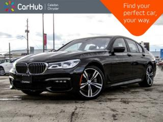 Used 2017 BMW 7 Series 750i xDrive|Navi|Pano sunroof|Bluetooth|Backup Cam|Leather|Heated Seats|20