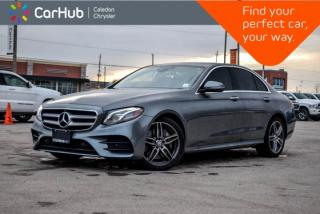 Used 2017 Mercedes-Benz E-Class E 300|4Matic|Sunroof|Bluetooth|Backup Cam|Heated Front Seats|18