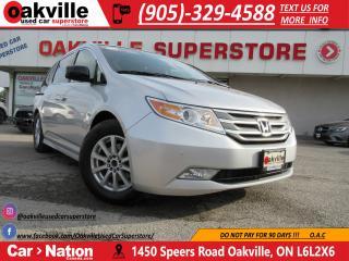Used 2012 Honda Odyssey TOURING | LOADED | TV | NAVI | 8 SEATER for sale in Oakville, ON