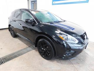 Used 2018 Nissan Murano MIDNIGHT SUNROOF LEATHER NAVI for sale in Listowel, ON