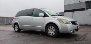 Used 2004 Nissan Quest S for sale in Brampton, ON