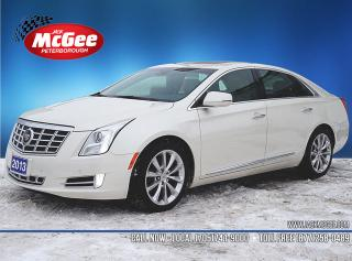 Used 2013 Cadillac XTS Premium Collection AWD - 3.6L, Leather, Sunroof, NAV, Driver Assist Pkg, 19