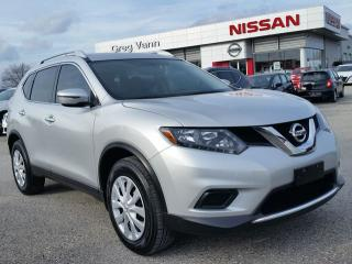 Used 2016 Nissan Rogue FWD w/keyless entry,cruise,sxm radio,rear cam for sale in Cambridge, ON