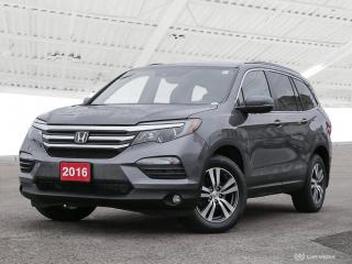 Used 2016 Honda Pilot EX-L RES Bluetooth, Back Up Camera, AWD, Heated Seats and more! for sale in Waterloo, ON
