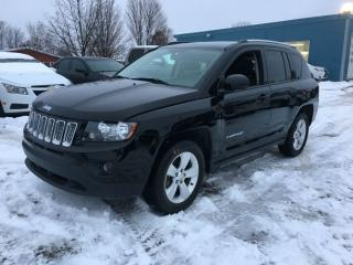 Used 2015 Jeep Compass Sport/North 4x4 | CERTIFIED for sale in Waterloo, ON