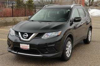 Used 2014 Nissan Rogue S CERTIFIED for sale in Waterloo, ON