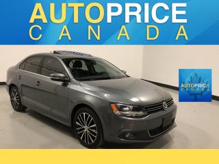 Used 2014 Volkswagen Jetta 2.0 TDI Highline MOONROOF|NAVIGATION|LEATHER for sale in Mississauga, ON