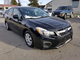 Used 2014 Subaru Impreza 2.0i for sale in Kemptville, ON