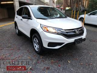 Used 2015 Honda CR-V LX for sale in Vancouver, BC