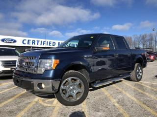 Used 2014 Ford F-150 XLT 4X4 KEYLESS ENTRY BLUETOOTH FOG LAMPS for sale in Barrie, ON