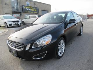 Used 2011 Volvo S60 T6,AWD,TURBO,LEATHER,SUNROOF,CERTFIED for sale in Newmarket, ON