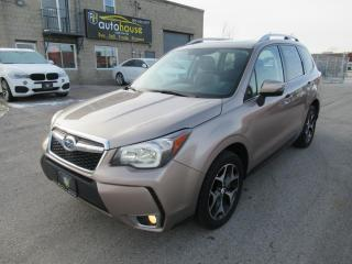 Used 2015 Subaru Forester 5dr Wgn CVT 2.0XT Limited for sale in Newmarket, ON