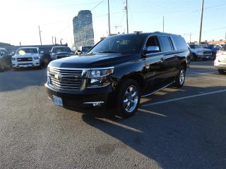Used 2015 Chevrolet Suburban 1500 LTZ NAVIGATION/LEATHER/REAR CAMERA for sale in Concord, ON