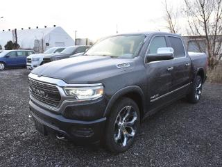 New 2019 RAM 1500 Limited|4X4|KEYLESS ENTRY|NAV|HEATED SEATS for sale in Concord, ON