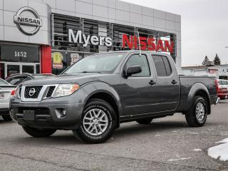 Used 2016 Nissan Frontier SV 4x4 reverse camera, heated seats, CD, Bluetooth, power locks for sale in Orleans, ON