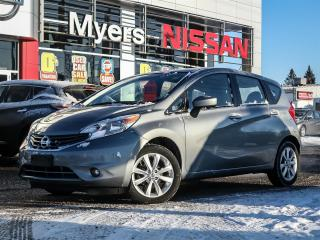 Used 2015 Nissan Versa Note SL for sale in Orleans, ON