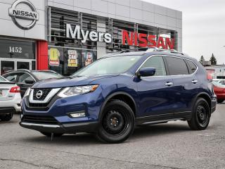Used 2017 Nissan Rogue SV for sale in Orleans, ON