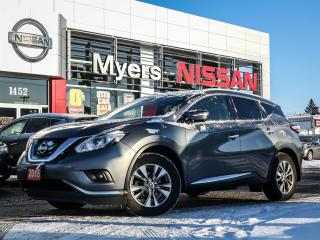 Used 2015 Nissan Murano SL for sale in Orleans, ON