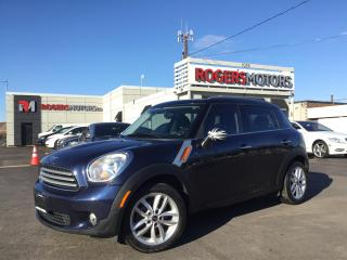 Used 2011 MINI Cooper - 6SPD - PANO ROOF - LEATHER for sale in Oakville, ON