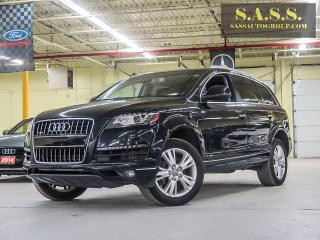 Used 2015 Audi Q7 for sale in Guelph, ON