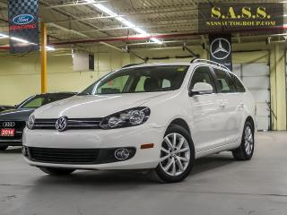 Used 2013 Volkswagen Golf Wagon TDI for sale in Guelph, ON