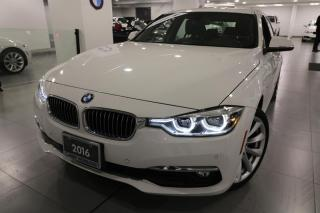 Used 2016 BMW 328 d xDrive Sedan for sale in Newmarket, ON