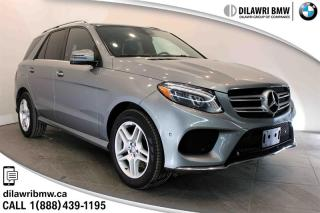 Used 2016 Mercedes-Benz GLE350 d 4MATIC Diesel, Sport pack, Premium Pack, 1 owner for sale in Regina, SK