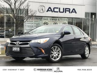 Used 2015 Toyota Camry 4-Door Sedan LE 6A Upgrd Pkg, Bkup Cam, Bluetooth for sale in Markham, ON