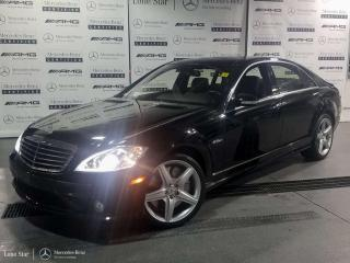 Used 2008 Mercedes-Benz S63 AMG for sale in Calgary, AB
