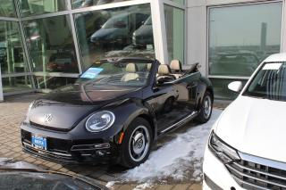 Used 2018 Volkswagen Beetle 2.0 TSI Coast | Push Start & Sat. Radio! for sale in Whitby, ON