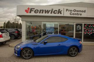 Used 2015 Subaru BRZ Sport-tech 6sp for sale in Sarnia, ON