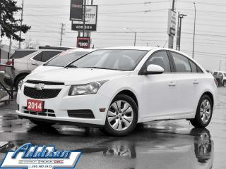 Used 2014 Chevrolet Cruze 1LT Auto Connectivity PKG for sale in Mississauga, ON