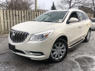 Used 2015 Buick Enclave Leather - Ex-Lease - Leather Seats for sale in St Catharines, ON